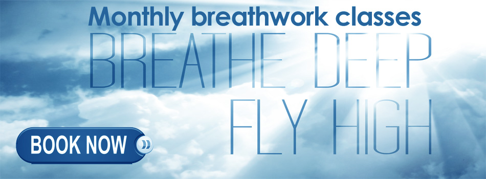 Monthly breathwork classes at the EQ Centre Johannesburg - click to book